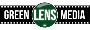 Green Lens Media Logo