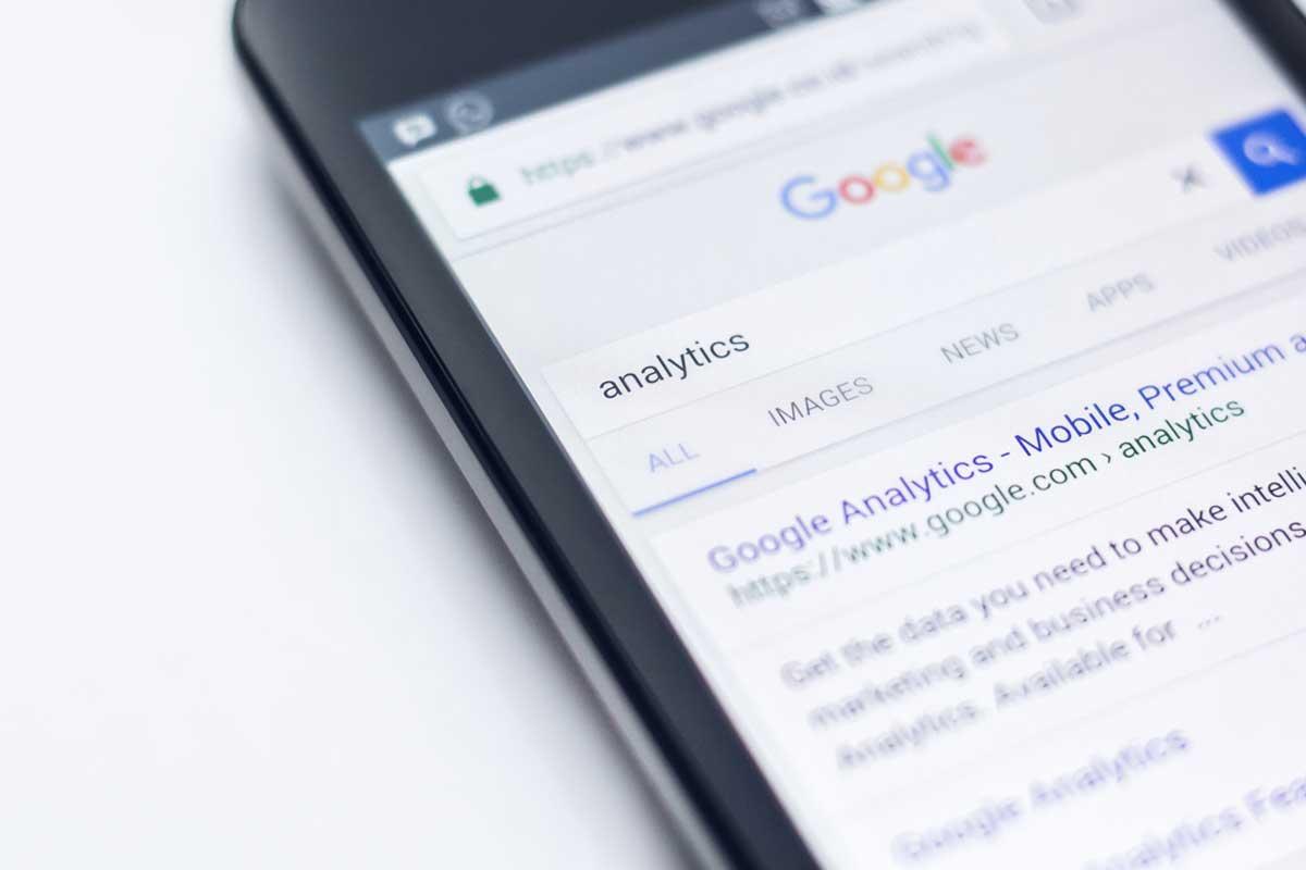 Mobile Google Search Results