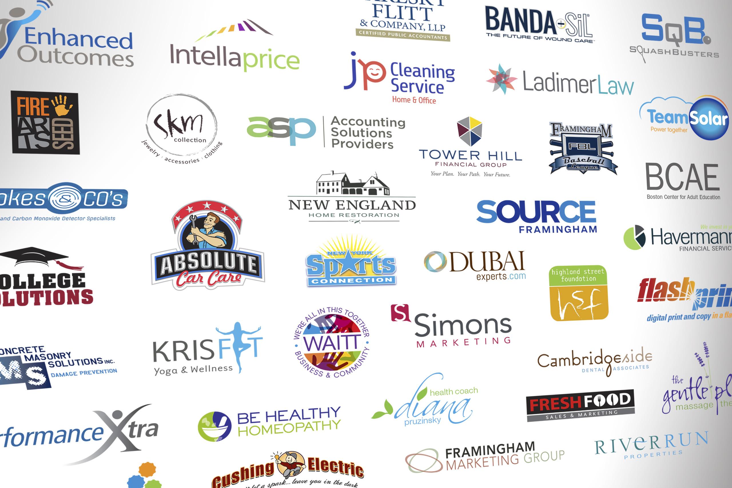 Levine Design client logos
